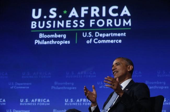 Us -Africa Business forum