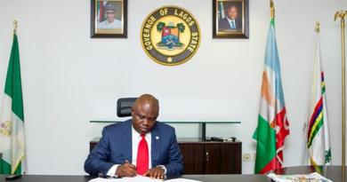 Lagos Ste Governor, Akinwunmi Ambode, smart city