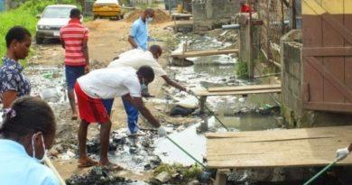 Lagos Sanitation