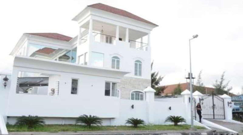 Linda Ikeji's mansion